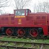 YE 2791 DE5 Ore Mining Branch - Rocks By Rail, Rutland Railway Museum - 16 November 2014