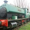 AB 2350 Belvoir - Rocks By Rail, Rutland Railway Museum - 16 November 2014