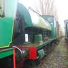 WB 2668 - Rocks By Rail, Rutland Railway Museum - 16 November 2014