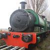 YE 2521 9 - Rocks By Rail, Rutland Railway Museum - 16 November 2014