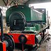 2088 A Barclay 0-4-0ST - Rutland Railway Museum