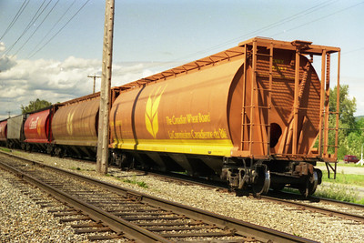 Grain Car