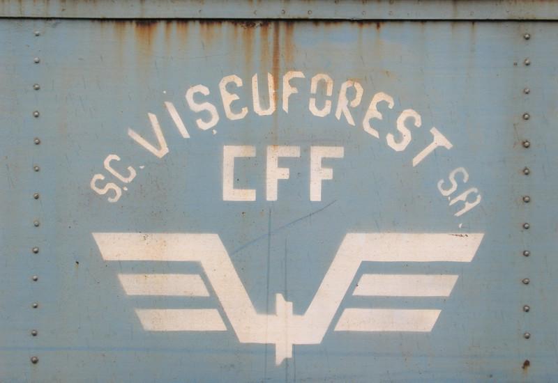 Visit to the Viseu de Sus logging railway on 1st September 2010