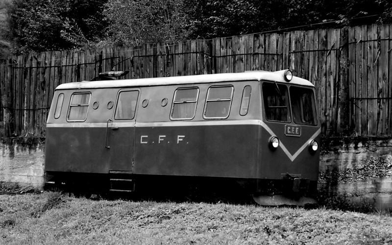 Funky railcar