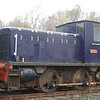VF D140/DC 2274 Titan - Rother Valley Railway - 2 April 2018