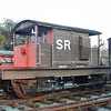 56107 SR Brake Van 'Pillbox' - Rother Valley Railway