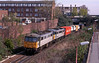 8th April Caledonian Road & Barnsbury 86602 & 614 4M54 12:35 Tilbury to Crewe