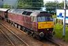 'Royal Scotsman' Locomotive '47854' on Gourock Line - 19 July 2015