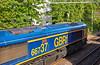 'Royal Scotsman' leaving Gourock Station - 22 May 2016