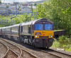 'Royal Scotsman' at Greenock Central Station - 22 May 2016
