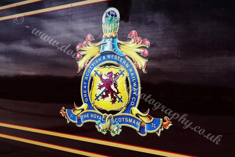 Royal Scotsman Logo - 12 June 2011