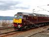 Royal Scotsman - Class 57 - Number 57001 - 12 June 2011