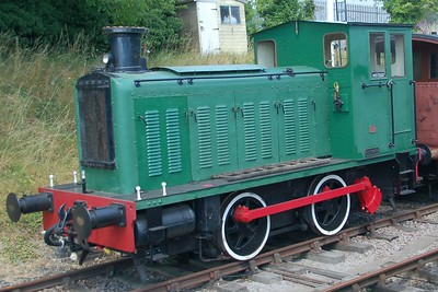 Rushden Transport Museum & Railway 2018