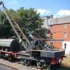 Grafton Crane 2733 - Rushden Transport Museum & Railway - 15 July 2018