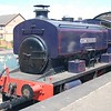 AB 2168 Edmundsons - Rushden Transport Museum & Railway - 15 July 2018