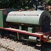 WB 2654 - Rushden Transport Museum & Railway - 15 July 2018