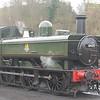 6430 - Bridgnorth, Severn Valley Railway - 18 March 2016