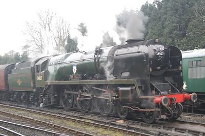 Severn Valley Railway 2016