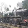 34027 Taw Valley - Bridgnorth, Severn Valley Railway - 18 March 2016