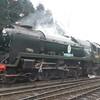 34053 Sir Keith Park - Bridgnorth, Severn Valley Railway - 18 March 2016