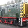 D3586 - Bridgnorth, Severn Valley Railway - 18 March 2016