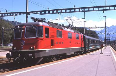 Schweizerische Bundesbahnen - SBB