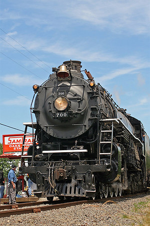 SP&S 700 50th Anniversary (June 2006)