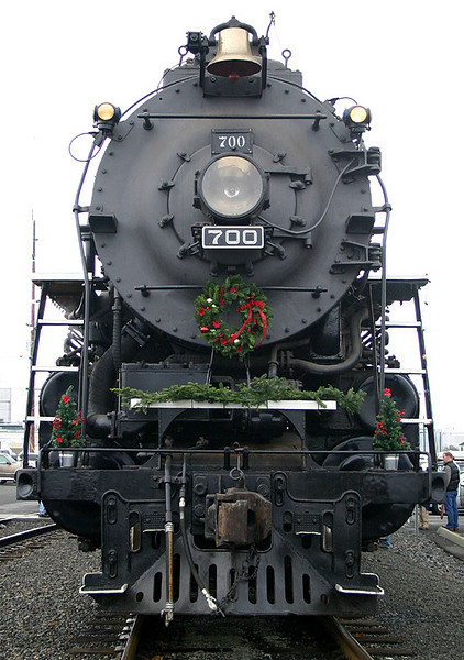 SPampS 700 on the Santa Train 7 %2838097080%29