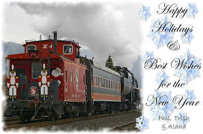 SPampS 700 on the Santa Train 12 %2837836391%29