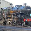 43106 - Bridgnorth, Severn Valley Railway - 21 March 2014