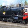 4566 - Bridgnorth, Severn Valley Railway - 21 March 2014