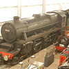45110 - The Engine House, Severn Valley Railway - 21 March 2014