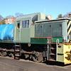 D9551 - Bridgnorth, Severn Valley Railway - 21 March 2014