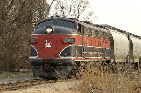 Salem Local Freight Train
