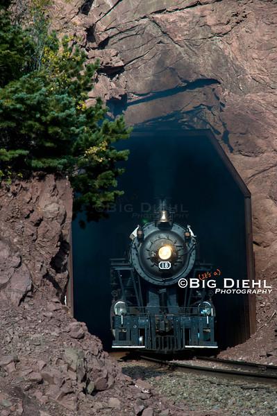 """Upper Tunnel"""