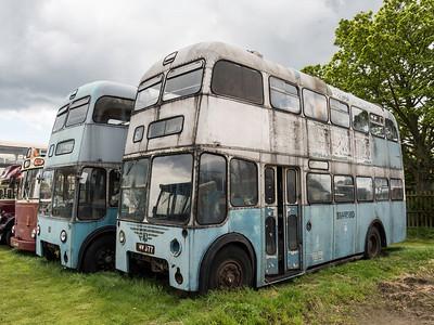 Bradford Sunbeam Tolleybuses