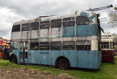 Bradford Sunbeam F4 Trolleybus