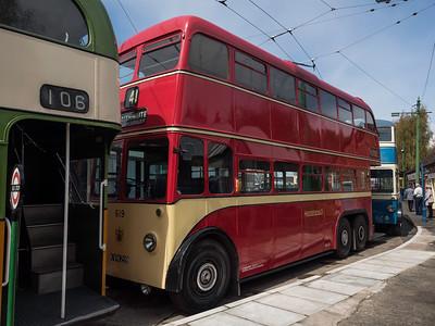 Sandtoft Trolleybus Museum
