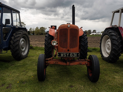 1955 Nuffield Tractor
