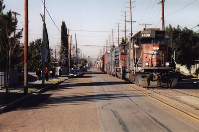 Santa Ana Branch