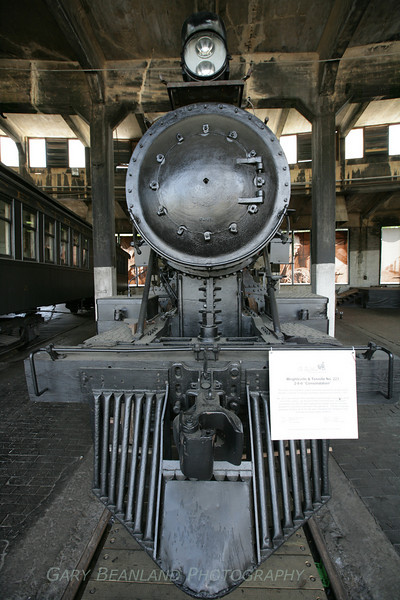 May 15, 2007 Savannah Railroad Museum