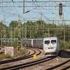 SJ X2000 in Älvsjö.