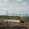 Arlanda Express to Stockholm Central in Ulriksdal.
