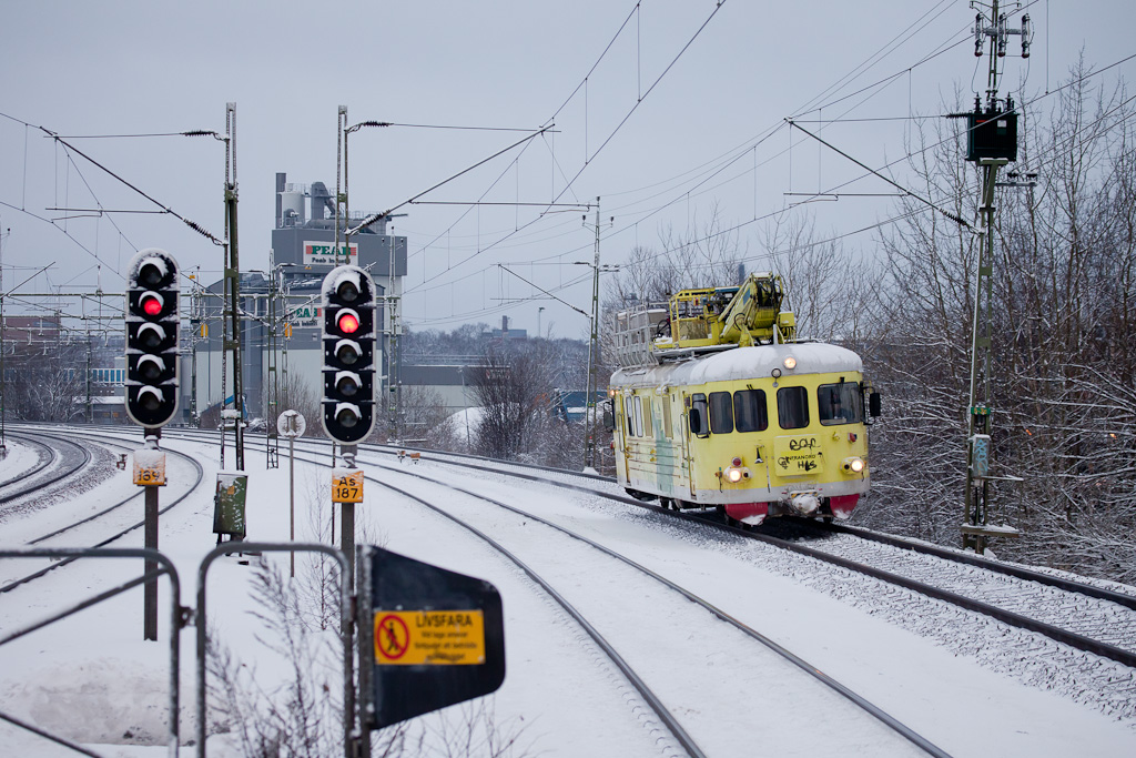 MoW DMU in Arstaberg.
