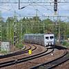 X2000 in Älvsjö.