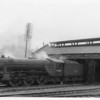 V2 60836 on Dundee shed (62B) on 07/08/65 from where she was withdrawn in September 66.