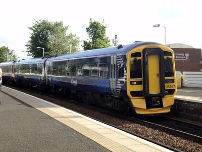Scotrail Class 158