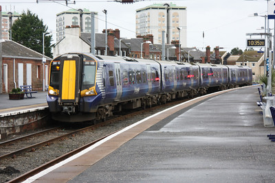 Scotrail Electric Multiple Units