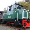 9045 (D2650) Hunslet 0-4-0DH - Scottish Vintage Bus Museum 23.10.15  Andrew Murray