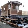 953544 Brake Van - Scottish Vintage Bus Museum 31.03.13  Chris Weeks